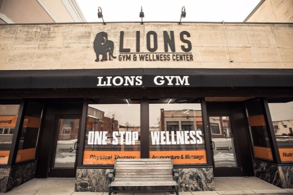 Lions Gym and Wellness Center
